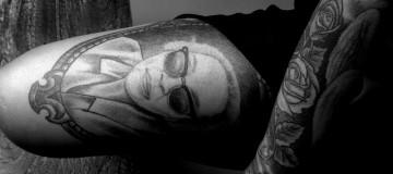 Gallery Wall - Tattoos IMG_3475